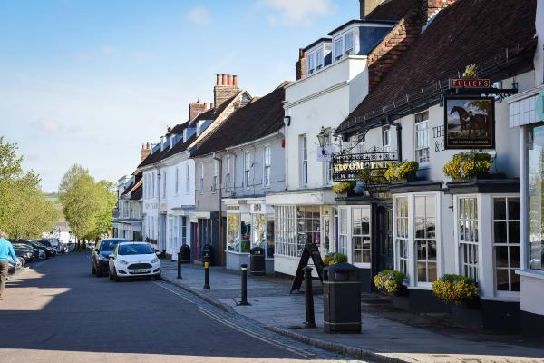 Alresford High Street
