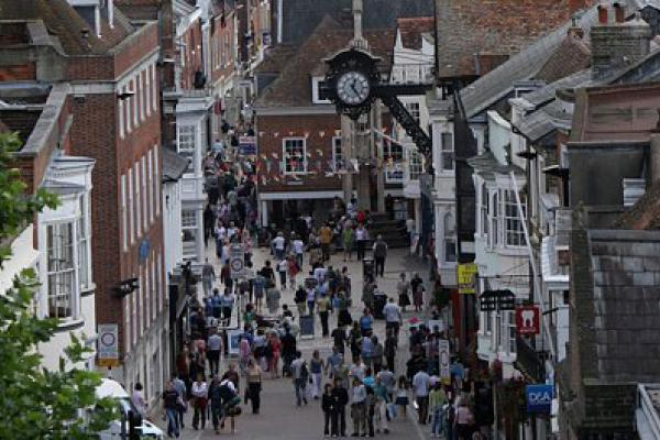 Winchester High Street